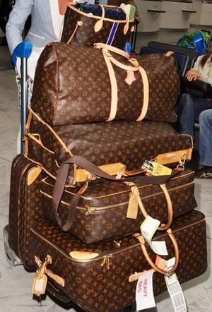 Louis Vuitton Luggage Set