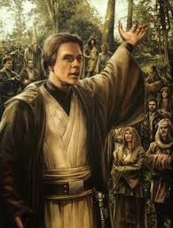 Luke Skywalker, Grand Master Of The Jedi Order