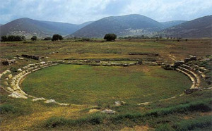 Mantineia, Greece