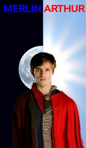 Merlin & Arthur, 2 Sides Of The Same Coin