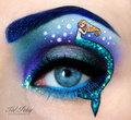 Mermaid Makeup - mermaids photo