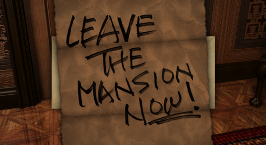nancy drew message in a haunted mansion easter eggs