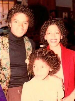 Michael And Sheila E.