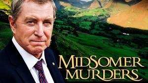 Midsomer Murders karatasi la kupamba ukuta