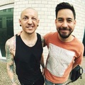 Mike/Chester🌹 - linkin-park photo