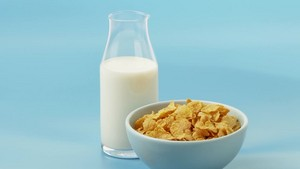 Milk And Cornflakes