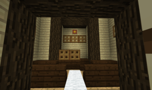 minecraft Holy Church Build