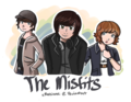 Misfits - degrassi-the-next-generation fan art