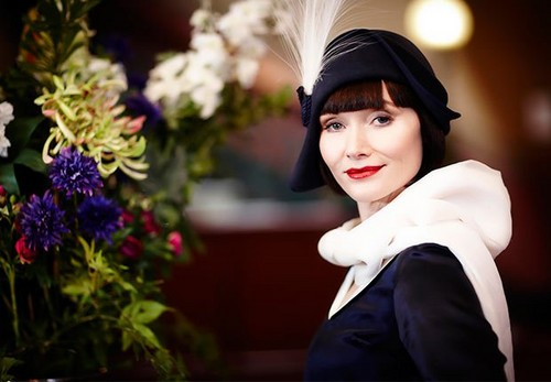 TheCountess 바탕화면 titled Miss Fisher
