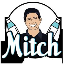 Mitch The 牛奶 Man