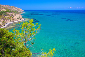 Morphou Bay, Cyprus