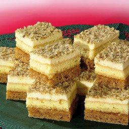 mozaiek Cream Slices