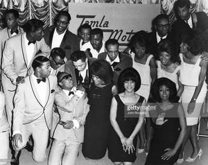 Motown Revue buổi hòa nhạc Tour