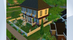 My Sims 4 Builds ~ Two Story