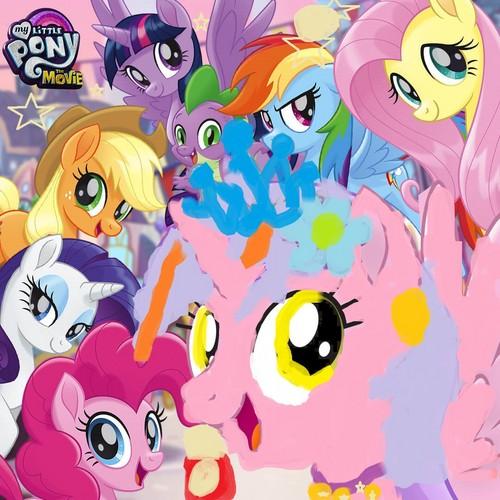 Pikachu wallpaper entitled MyLittlePony Sugar Sprinkle