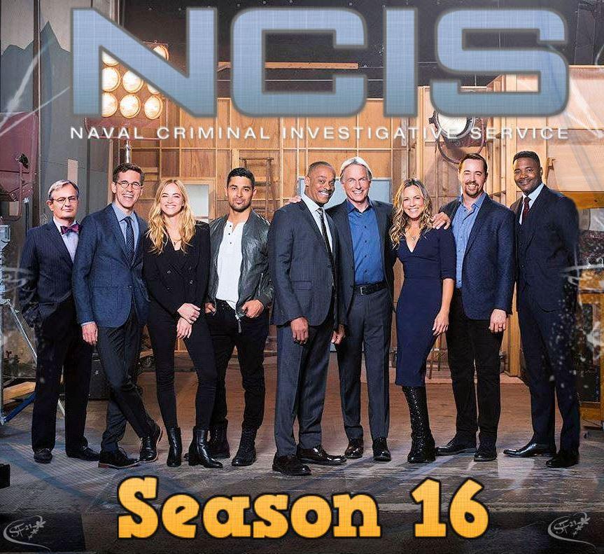 NCIS S16 Cast