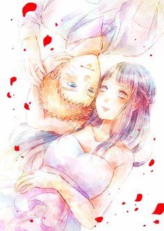 নারুত and Hinata ❤