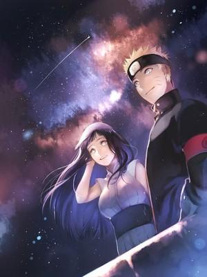 Naruto and Hinata ❤