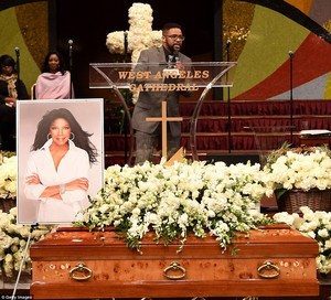 Natalie Cole's Funeral In 2016