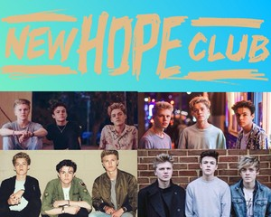 New hope club Bearbeiten