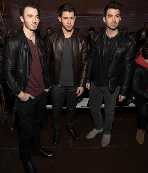 Nick, Kevin and Joe