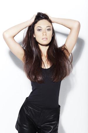 Olga ~ Malibu (2012)