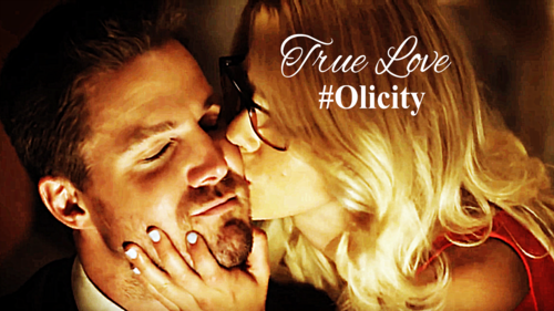 HaleyDewit wallpaper called Oliver and Felicity Wallpaper