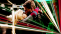 Oliver and Felicity Wallpaper - haleydewit wallpaper
