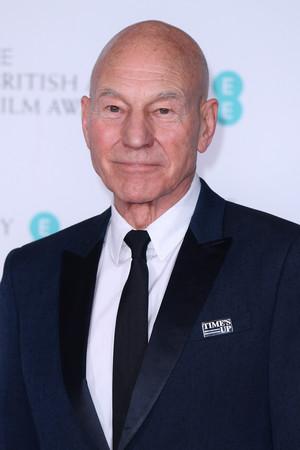 Patrick Stewart (2018)