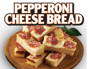 Pepperoni Cheese রুটি