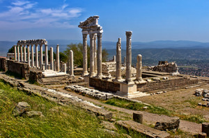 Pergamon, Greece