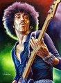 Phil Lynott - celebrities-who-died-young fan art