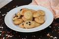 citrouille Spice Cream Cheese biscuits, cookies
