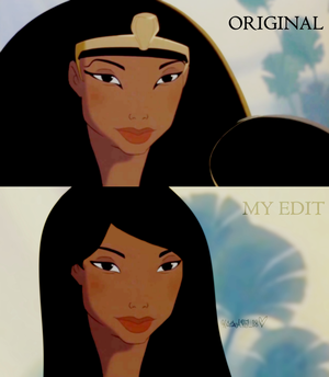 Queen Tuya Edit (NOT by me)