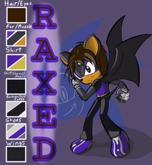 Raxed's Reference