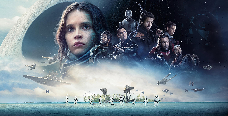 Jyn Erso Bilder Rogue One A Star Sterne Wars History Hd
