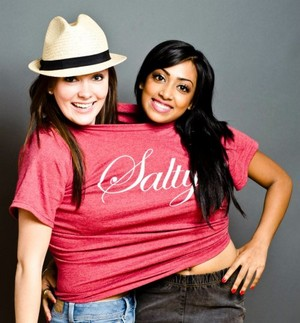 Samantha Munro and Melinda Shankar