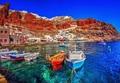 Santorini, greece - greece photo