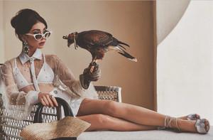 Sarah Hyland - Modeliste Photoshoot - 2018