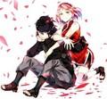 Sasuke/Sakura🌺 - naruto fan art