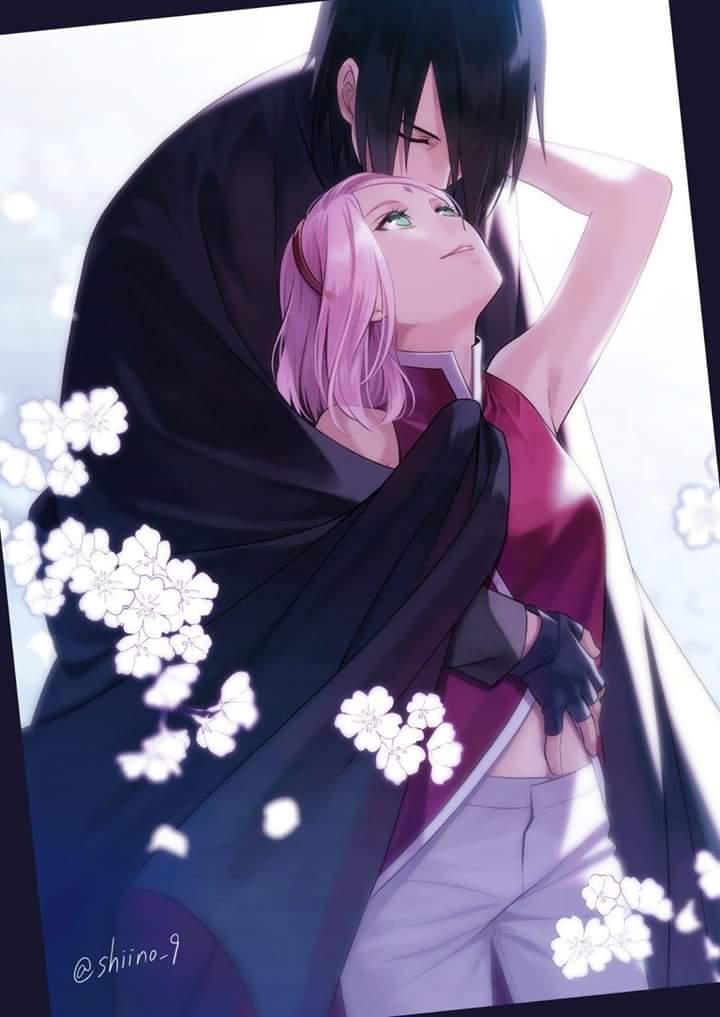 Sasuke And Sakura Images Sasuke Sakura Hd Wallpaper And Background