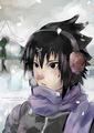 Sasuke💙 - uchiha-sasuke fan art