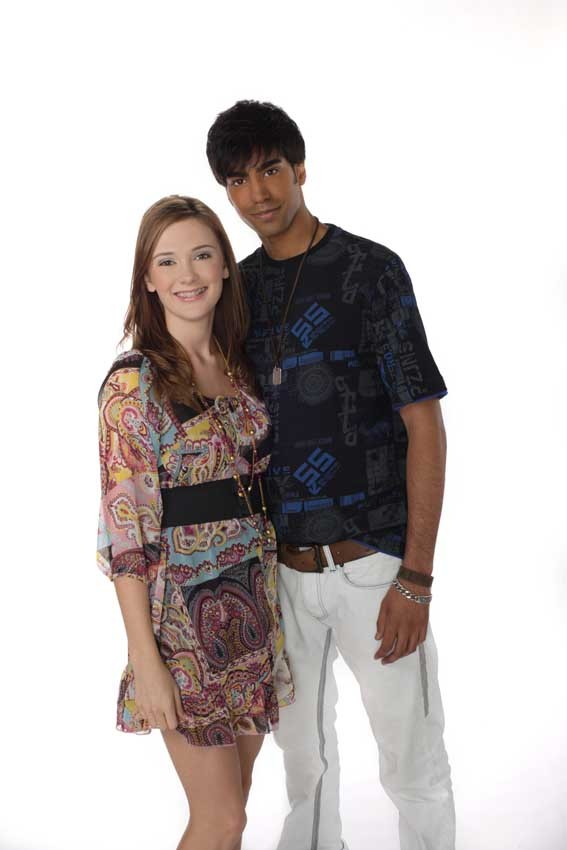 Sav and Anya