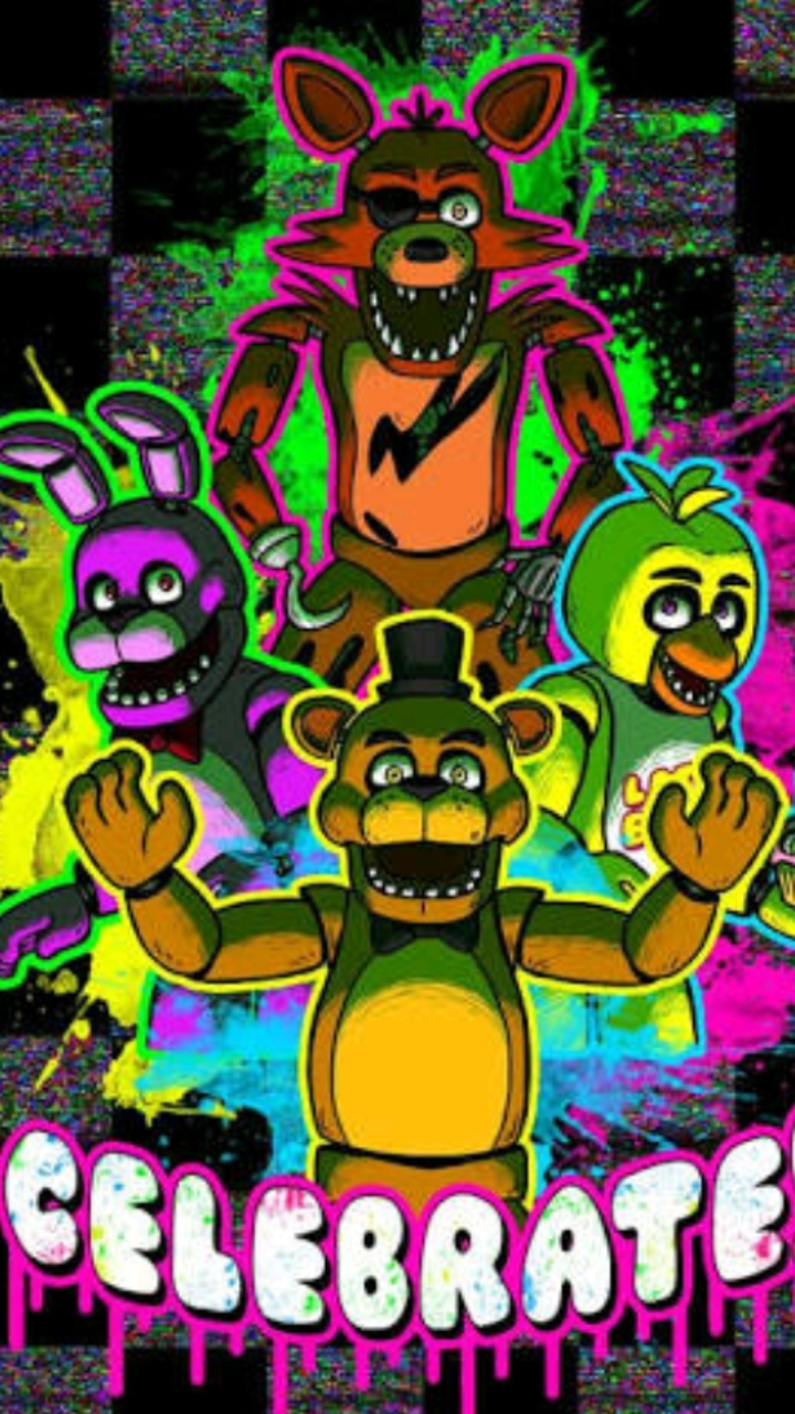 five nights at freddy's wallpaper titled Screenshot 20180422 164510