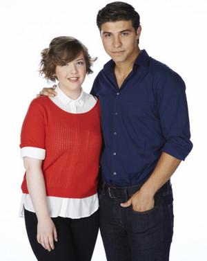 Season 14 Drew and Clare