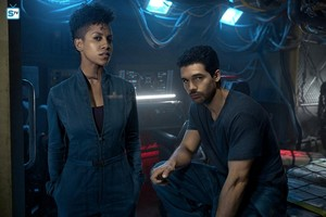 Season 2 Cast Promo - Naomi and Holden