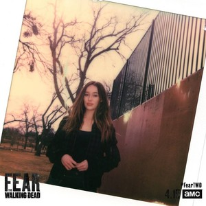 Season 4 Portrait - Polaroid - Alycia Debnam-Carey