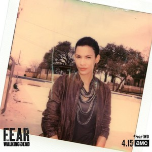Season 4 Portrait - Polaroid - Danay Garcia