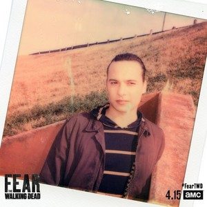 Season 4 Portrait - Polaroid - Frank Dillane