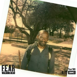 Season 4 Portrait - Polaroid - Lennie James